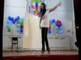 Мисс БМК-2012 Алина