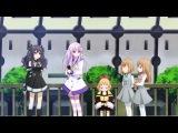Choujigen Game Neptune The Animation | Альтернативная игра богов 6 серия