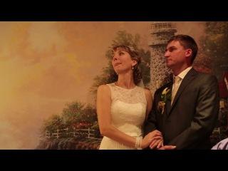 Свадьба Ивана и Марины, первый просмотр слайд-шоу