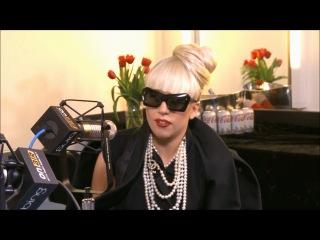 Lady GaGa interview on KIIS Radio (part 1\2)
