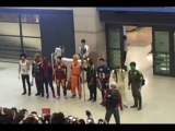 2013.04.30 Incheon Airport: Super Junior - Super Heroes