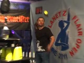 Конкурс Флэир- барменов от Planet-Z