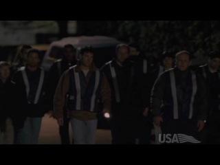Прикосновение зла-10 серия