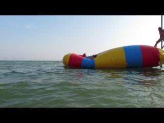 Чёрное море Лебедёвка