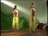 Танец живота с кинжалом ч.1 (обучающее видео) [uroki-online.com]
