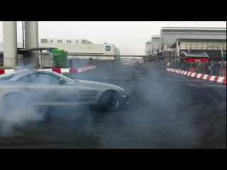 Mercedes Benz SLR McLaren 722 Edition Drift Racing