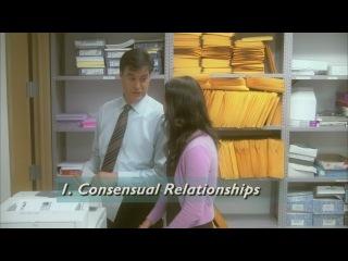 The good wife - sexual harassment (видео из серии 3.07)