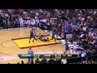 NBA 2012-2013 / RS / 17.04.2013 / Orlando Magic @ Miami Heat