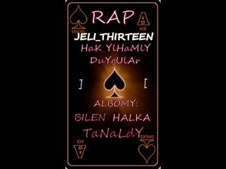 JELI_THIRTEEN turkmen Rap Clip 2012