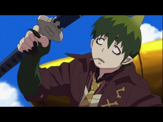 Синий Экзорцист / Ao no Exorcist - 12 серия