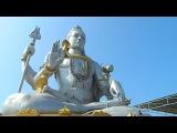 ИНДИЯ Храмовая башня «гопура» высотой 75 м (Храм Шивы) Ролик№1