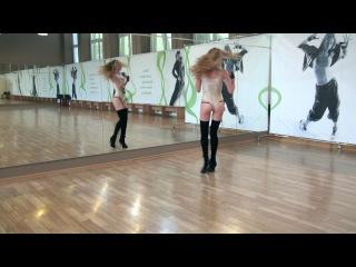 Танцевальная комбинация из обучающего фильма - 3