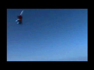 Су 27 - высший пилотаж, элемент Кобра Пугачёва