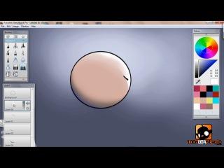 Восьмичасовой видео-курс по рисованию в стиле pin-up /- how to draw cherry part 3