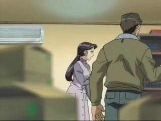 Любовь и Хина / Love Hina - 2 серия [Е.Лурье]