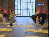 Гимнастика. В гостях Анна Седокова