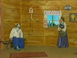 Каламбур. Деревня Дураков. Медведь и пчела
