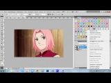 Урок по фотошопу от Nastya-sama,как делать Блик