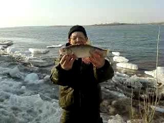 На рыбалке 16 апреля река Кама, Бетьки