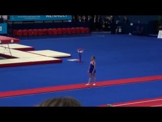 Саша Барбачёв - чемпион мира по акро прыжкам на ДМТ 2011 (2)