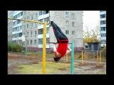 Street Workout-Упражнения на турнике и брусьях