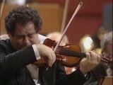 Бетховен - Концерт для скрипки с оркестром ре мажор, Op. 61 - Ицхак Перлман и Даниэль Баренбойм (1992)