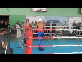кик боксинг бой 2 раунд(2)