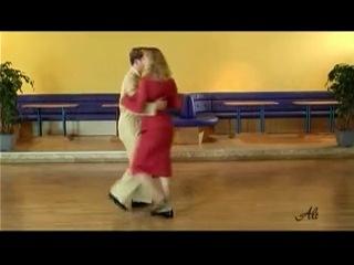 Буги-вуги танец — видео урок [video-dance.ru]№4