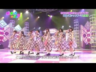 Nogizaka46 - Oide Shampoo (Live at Nogizakatte Doko ep27)