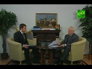 Беседа с проф. А.И.Осиповым на телеканале Союз. Ч 1 (ТК Союз 2012-03-22)