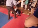 Азизов Сафар Бой-1 Открытый Международный Турнир по Годзю-рю Каратэ-до 2013