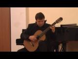 Дмитрий Мурин (Концерт памяти Александра Пономарчука, 13.11.2013)