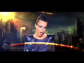 Клип Слава (Анастасия Сланевская) - Одиночество (сволочь, скука, сука...) HD 1280x720