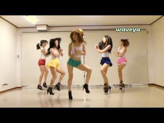 PSY - GANGNAM STYLE ( Waveya Korean dance team)