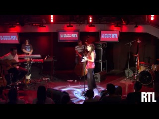 ZAZ- historia de un amor en live sur RTL