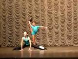 Спортивные танцы. Я в шоке, как они танцуют!!!!!