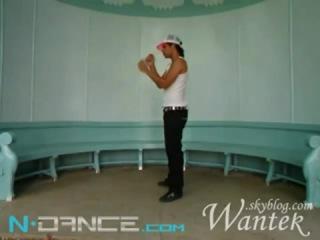 Клубные танцы обучение (часть 1)