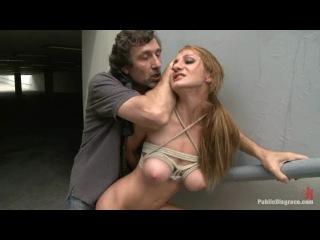 alice romain - sandra romain's little sister does her first porn ever!!!!! [publicdisgrace.com / kink.c