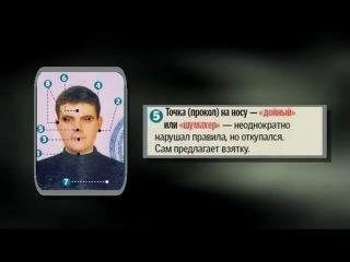 ДАІ. ШИФРОВКИ ГАИШНИКОВ