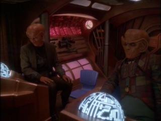 Звёздный путь: Дальний Космос 9 - сезон 7 серия 12