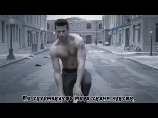 Jay Khan - Nackt (русские субтитры)