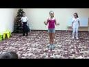 занятие по современному танцу (дети 1-3 кл.) Flash in the Night