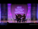 SORORITY (New Zealand) 2012 World Hip Hop Dance Championship (Varsity)