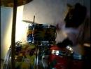 Кот-барабанщик охуенно.