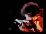 Jimi Hendrix hey joe в средине Играет зубами