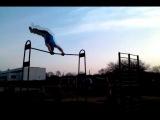 Street-Workout Dolinska - весна (елементы)