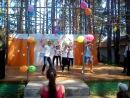 ДОЛ Юность 2 смена, танец вожатых(нарезка)2013 г.