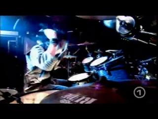 Человек-энергия!!!Joey Jordison (SLIPKNOT) самый быстрый барабанщик в мире