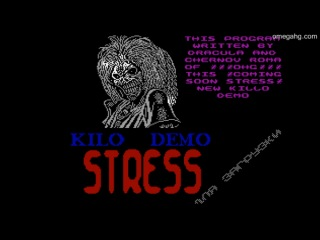 COMING SOON STRESS KILODEMO 1