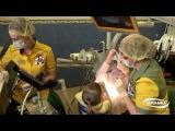 Седация закисью кислорода и азота в детской стоматологии